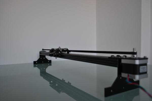 Actuator 38cm suport camera controlabil 1