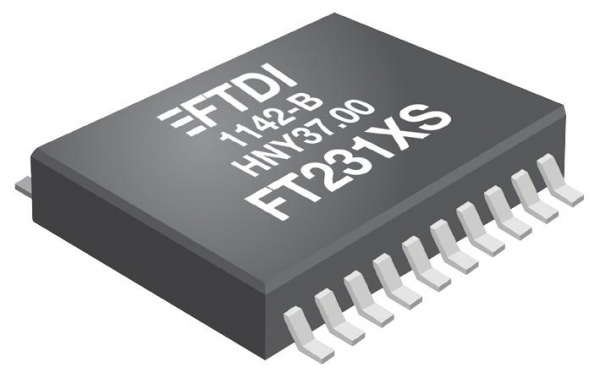 Interfata  USB-full UART FTDI FT231XS-R [0]
