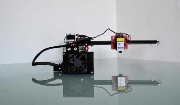 Actuator 2 axe 20x30 CM 0