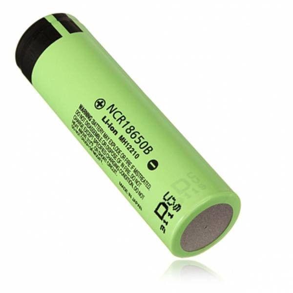 Acumulator Li-Ion 18650 Panasonic 3350mAh 1