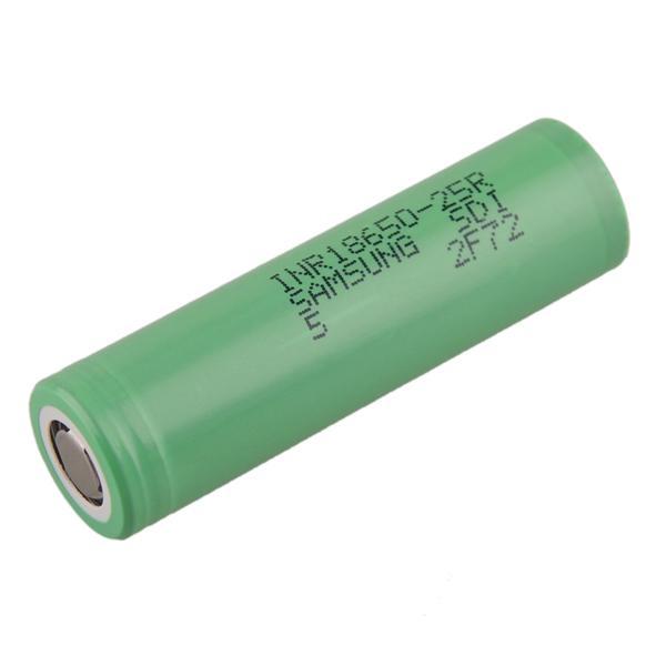 Acumulator Li-Ion 18650 Samsung 2500mAh 20/25A descarcare 0