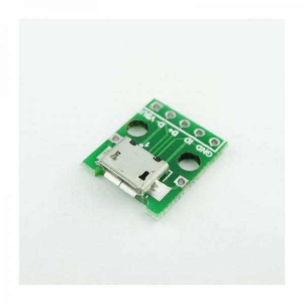 Adaptor micro USB la DIP 0