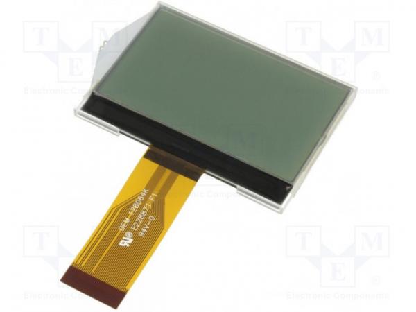 Afisaj LCD Grafic 128x64  FSTN positive 0