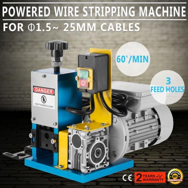 Aparat dezizolare cabluri Wire Stripping [0]