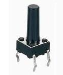 Buton TACT SPST-NO  0.05A 12V 6*6*13mm [0]