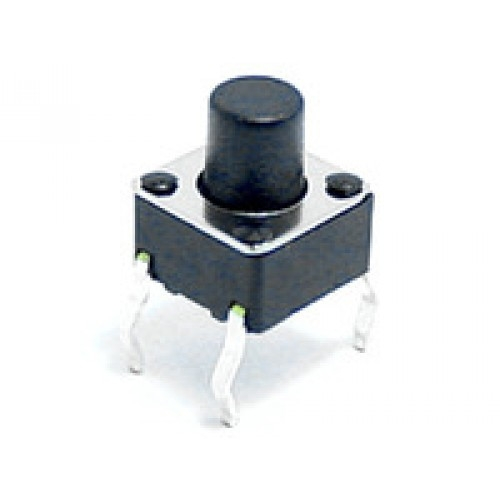 Buton TACT SPST-NO  0.05A 12V 6*6*7mm 0