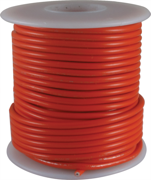 Cablu 22AWG Siliconic Servo Rosu 0.5mm 300/500V 0