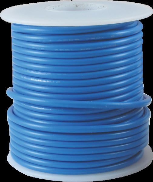 Cablu 22AWG Siliconic Servo Albastru [0]
