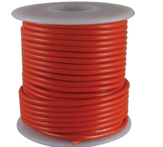 Cablu litat pentru panouri solare 4mm2 rosu 1kV SOLARTECH-4 [0]