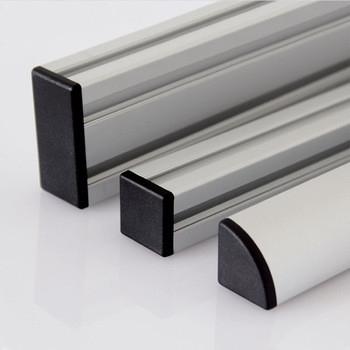Capac Profil Aluminiu T 40x80 mm [0]