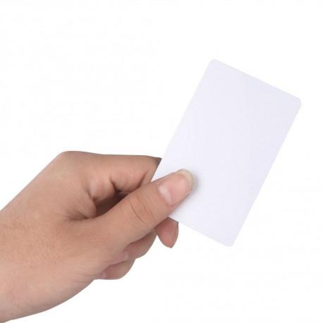 Card RFID 86x54x0,8mm  13,56MHz Rază 90mm ISO 14443A 0