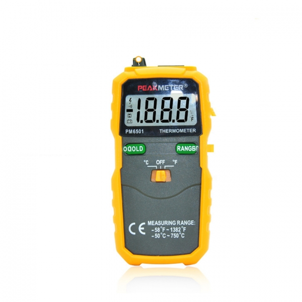 Cititor temperatura Peakmeter PM6501 0