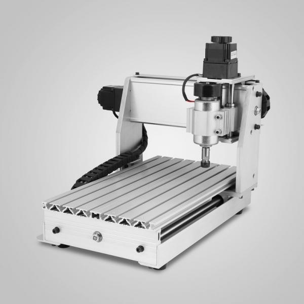 CNC 3020 surub trapezoidal taiere si gravura 2
