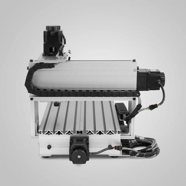 CNC 3020 surub trapezoidal taiere si gravura 5