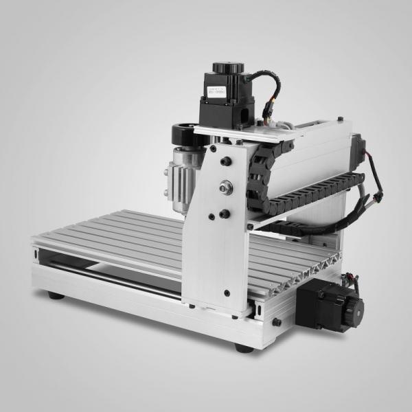 CNC 3020 surub trapezoidal taiere si gravura 4