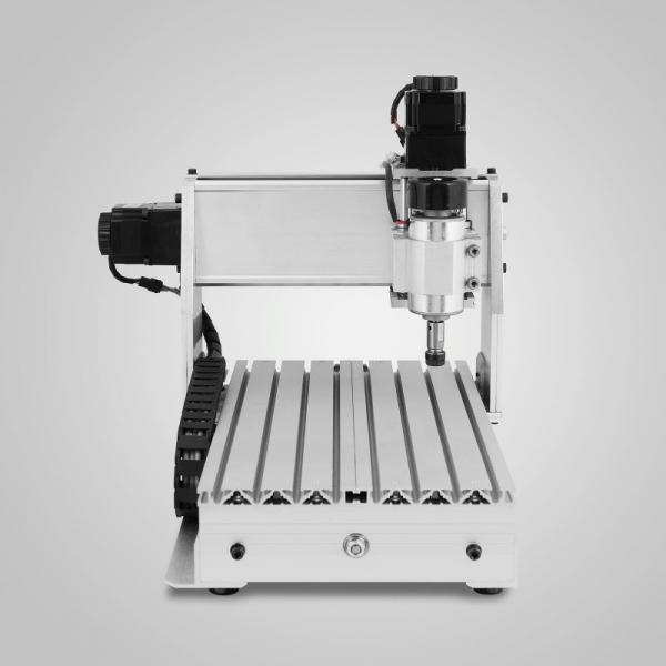 CNC 3020 surub trapezoidal taiere si gravura 1