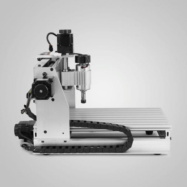 CNC 3020 surub trapezoidal taiere si gravura 7