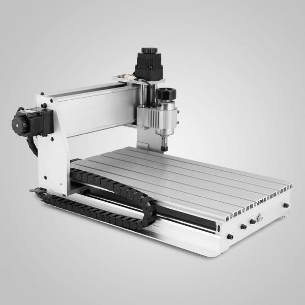 CNC 3020 surub trapezoidal taiere si gravura 6