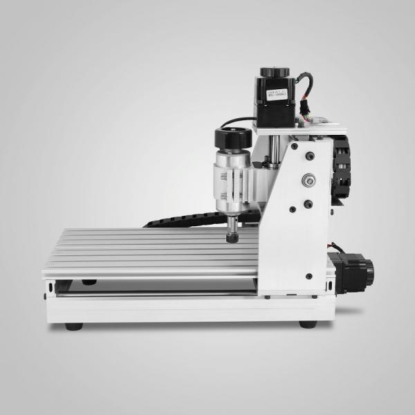 CNC 3020 surub trapezoidal taiere si gravura 3