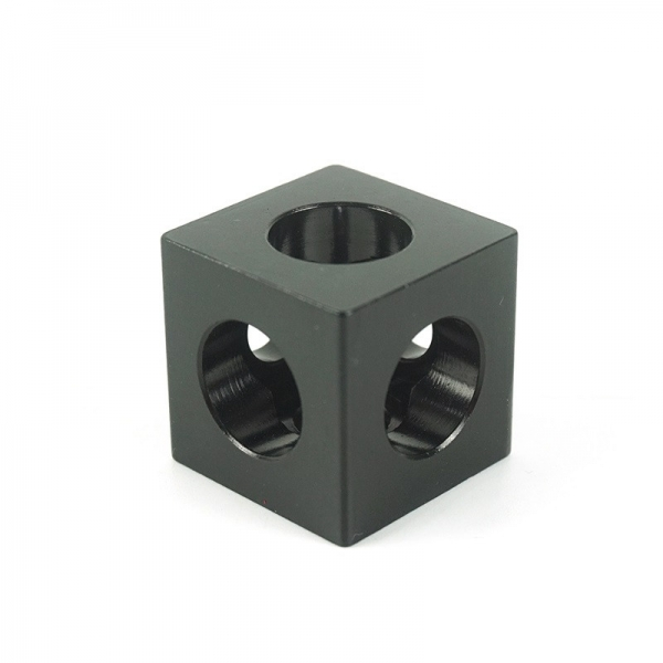 Coltar Open Builds 20x20x20mm Negru 0