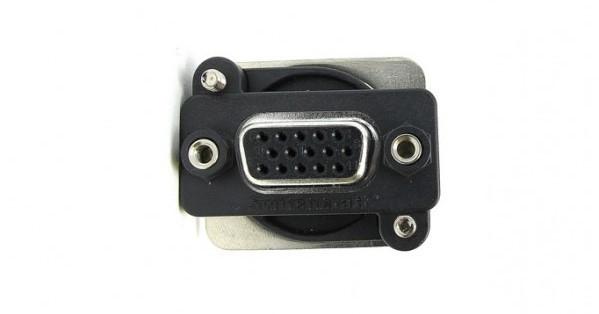 Conector db15 VGA F-F panou 0