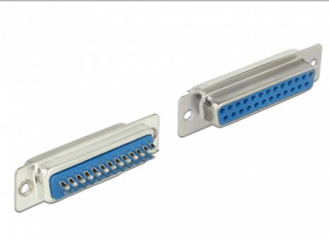 Conector db25 mama cablu paralel [0]