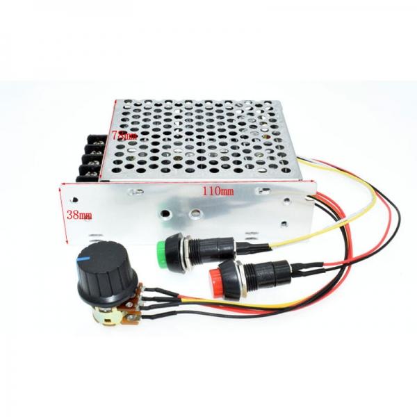 Control PWM 10-55V 40A cu schimbare sens 0