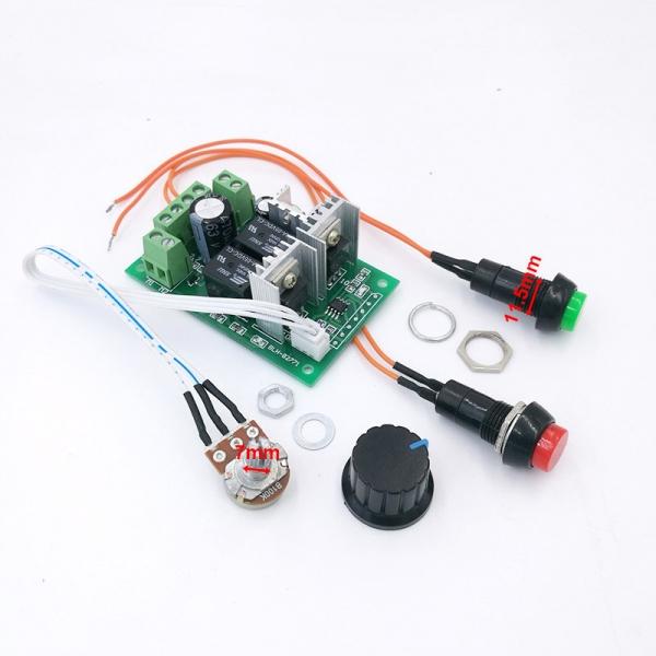 Control PWM 6-30V 10A cu schimbare sens [0]