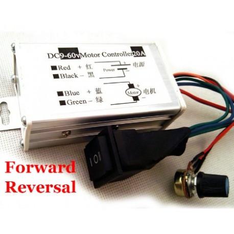 Control PWM 9-60V 10A cu schimbare sens [0]