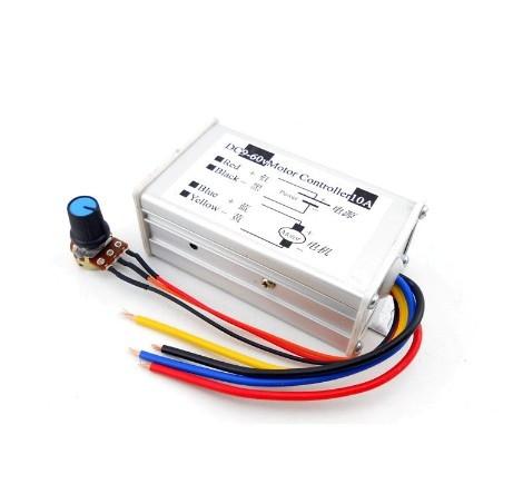 Control PWM motor 9-60V 10A incapsulat 0