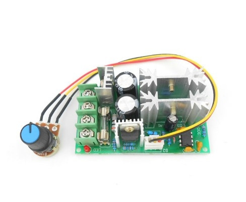 Control PWM motor 9-60V 20A 0