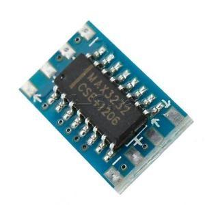 Convertor de Nivel RS232 cu MAX232 0