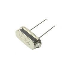 Cristal 16MHz HC49S 0