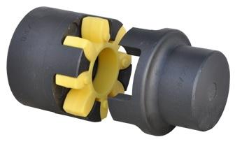 Cuplaj elastic cu gheare din fonta 24/32 mm motor - pompa 0