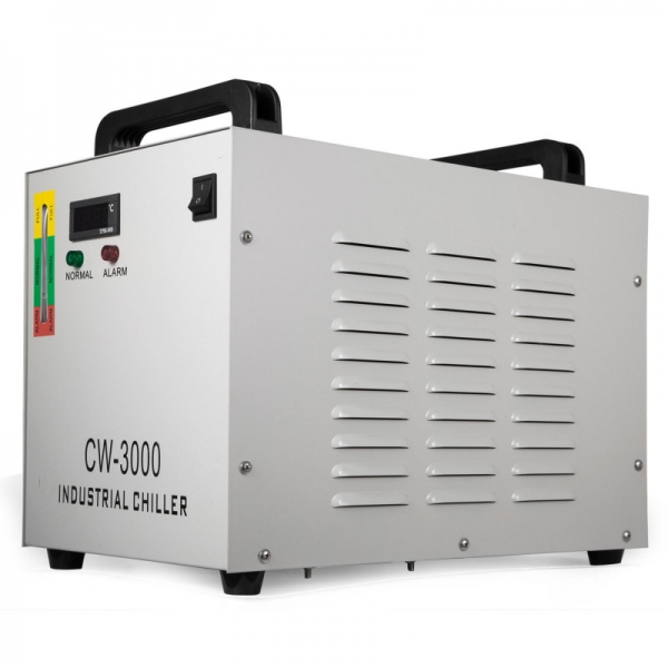 CW3000 Chiller Industrial Racitor 7
