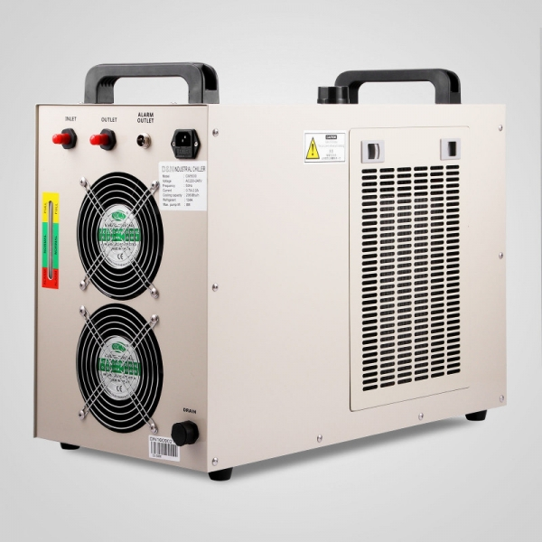 CW5000 Chiller Industrial Racitor 6