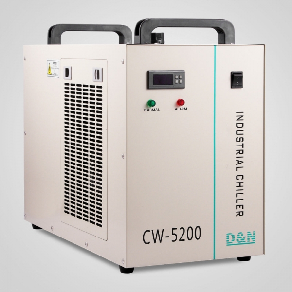 CW5200 Chiller Industrial Racitor 3