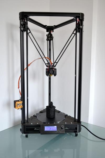 Imprimanta 3d Delta 220mm UNDA 0