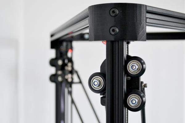 Imprimanta 3d Delta 220mm UNDA 1