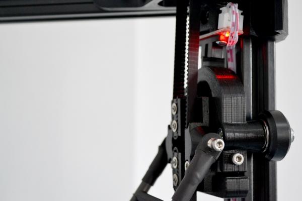 Imprimanta 3d Delta 220mm UNDA 4