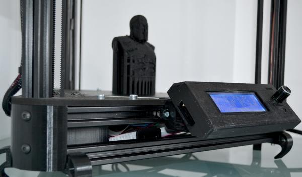 Imprimanta 3d Delta 220mm UNDA 6