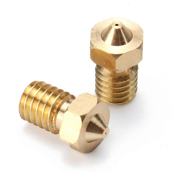 Duza V6 - Diametru duza - 0.25, Diametru filament 1.75 0