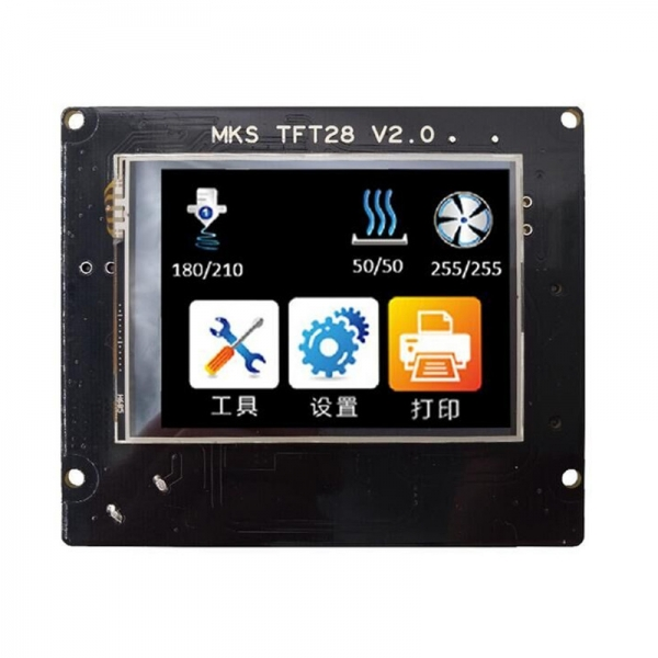 Ecran display TFT  MKS TFT28 V2.0 touch screen 0