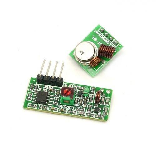 Emitator Receptor 433 Mhz 0