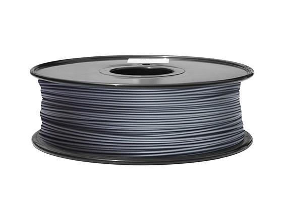 Filament 1.75 mm Aluminiu (pudră metalică) 0.5KG 0