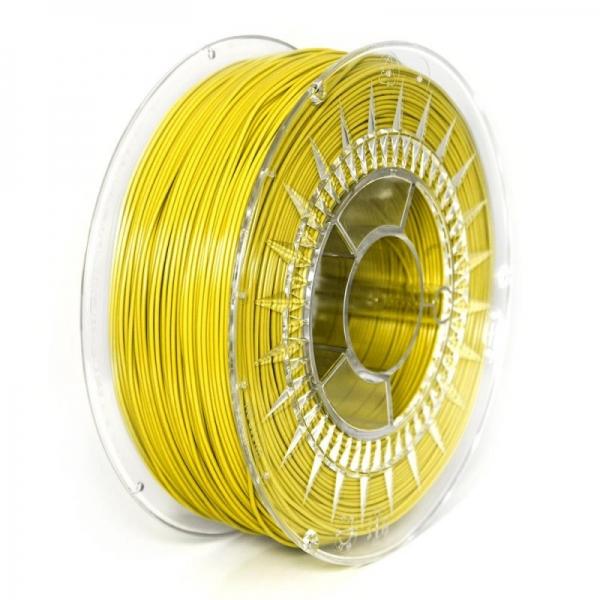 Filament ABS 1.75 Galben / Yellow  Devil Design 0