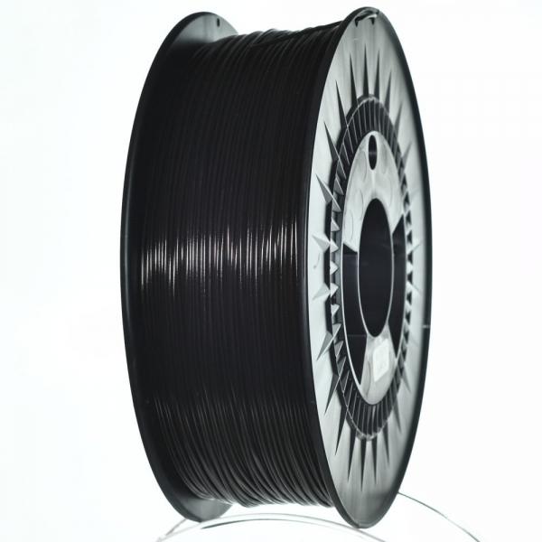 Filament Petg 1.75 2Kg Negru / Black  Devil Design 0