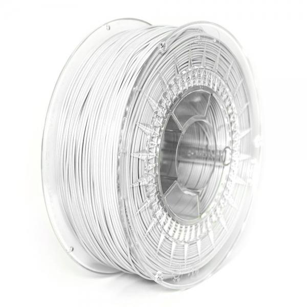Filament PETG 1.75 Alb / White  Devil Design 0
