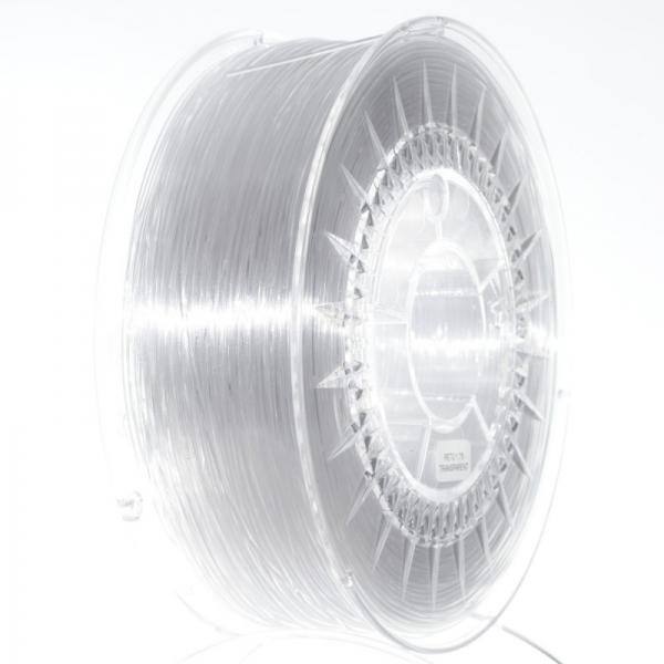 Filament PETG 1.75 Transparent / Transparent 0