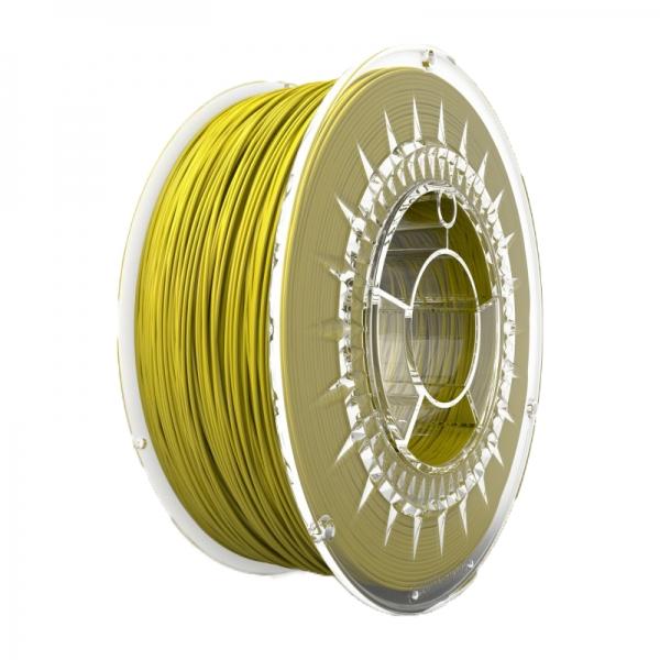 Filament Pla 1.75 Galben Deschis / Bright Yellow  Devil Design 0
